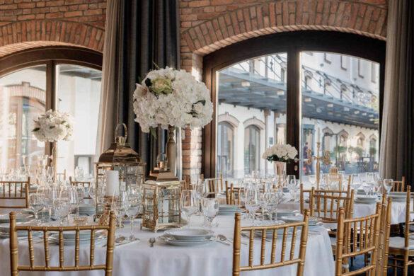 Dekoracija za svadbu – ideje, smernice i saveti